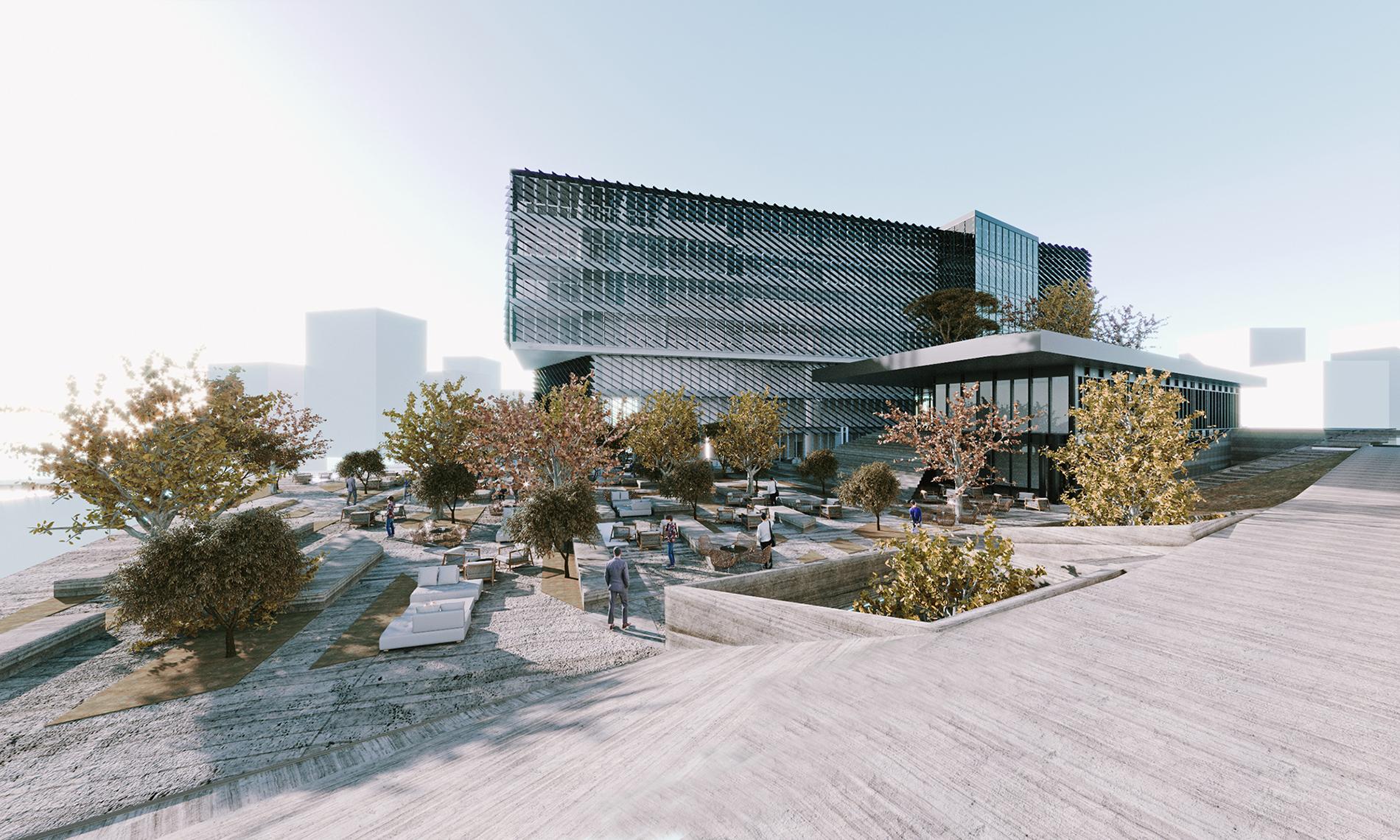Seoul Biohub Complex