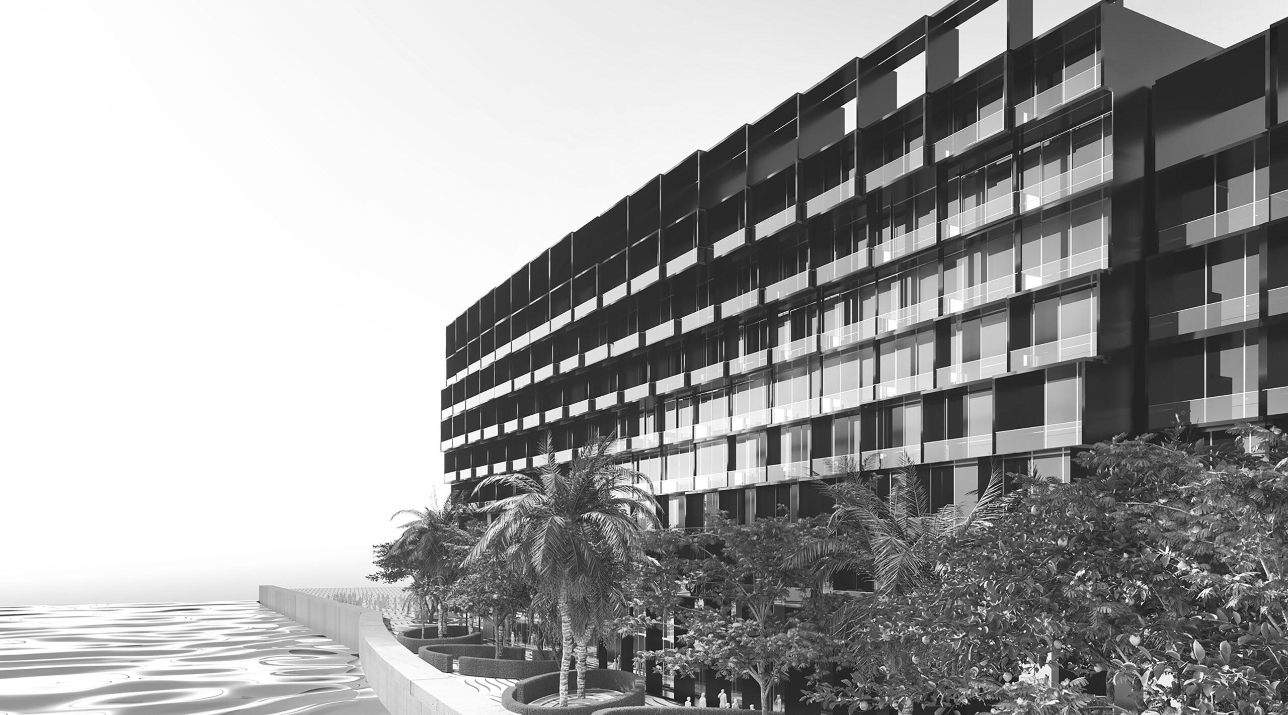 Abu Dhabi Artifical Intelligent Hotel